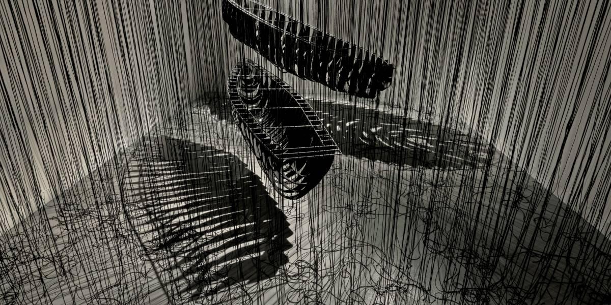 Centro Cultural Banco do Brasil recebe retrospectiva da artista japonesa, Chiharu Shiota