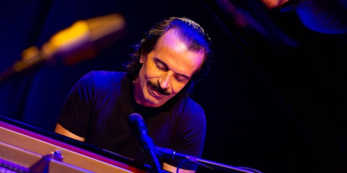 Vuelve Yanni con su piano a México en 2020