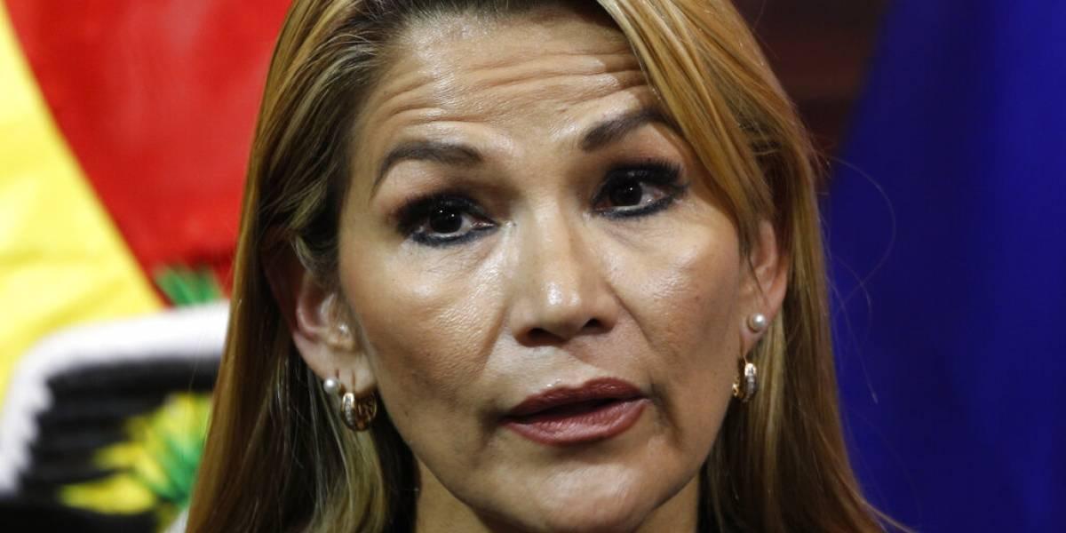 Me dan pena los mexicanos: Jeanine Áñez, presidenta autoproclamada de Bolivia