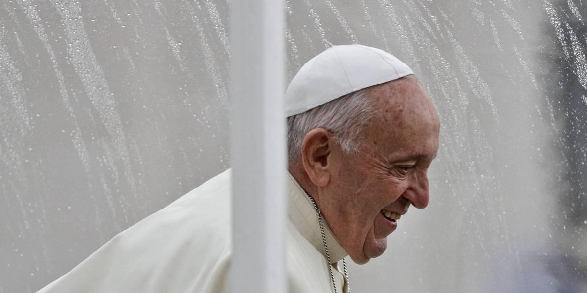 """Papa Francisco condena el repunte del """"inhumano"""" antisemitismo"""