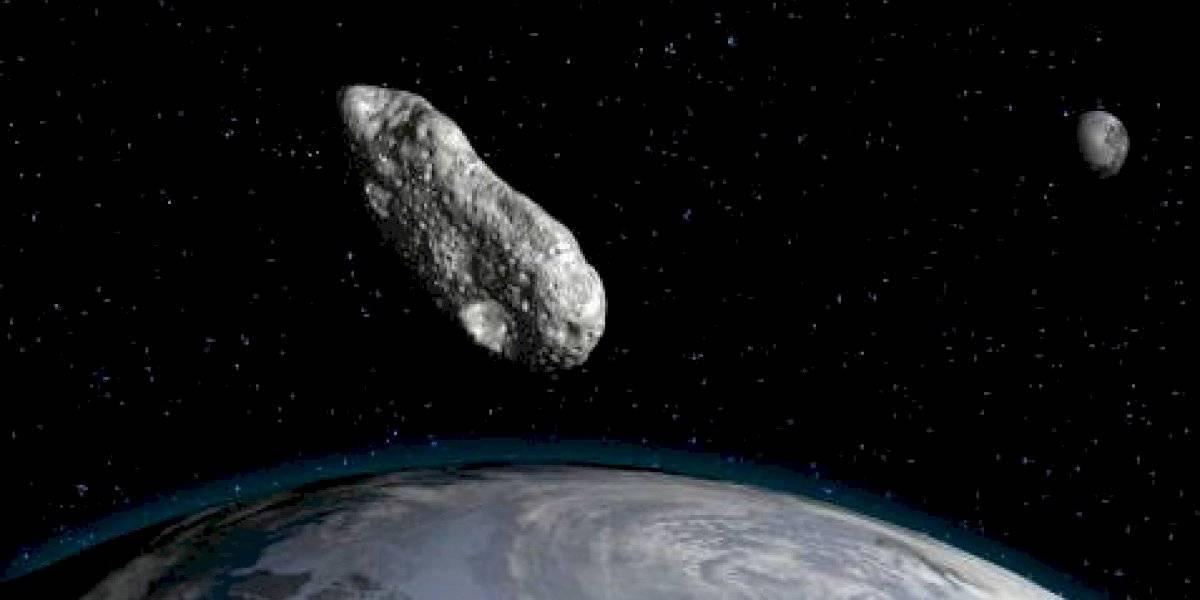 Asteroide de 147 metros de diámetro pasará cerca de la Tierra