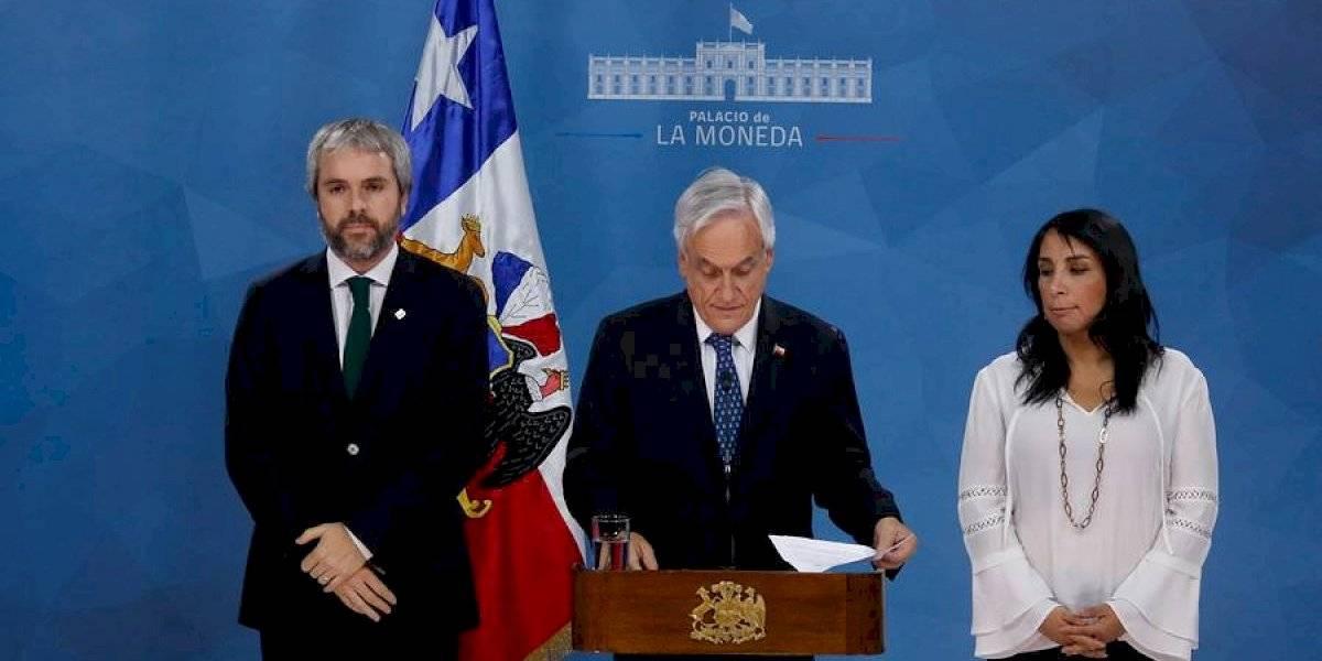"""Karla Rubilar tras anuncios de Piñera: """"La historia nos juzgará si estuvimos a la altura"""""""