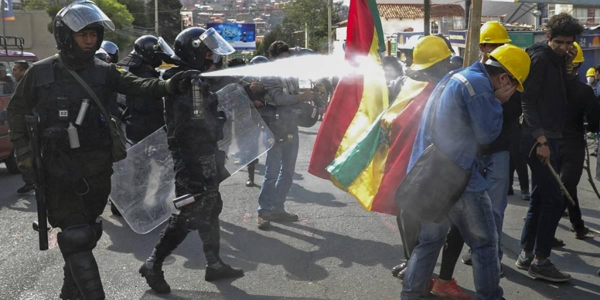 EE. UU. advierte a sus ciudadanos que no viajen a Bolivia debido a disturbios