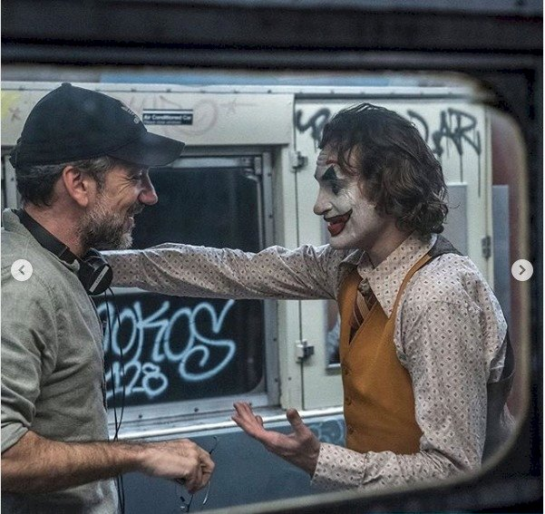 Escenas eliminadas de Joker Instagram