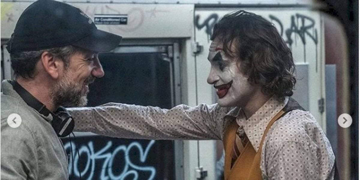 Escena de Joker fue eliminada por ser muy fuerte hasta para la clasificación R