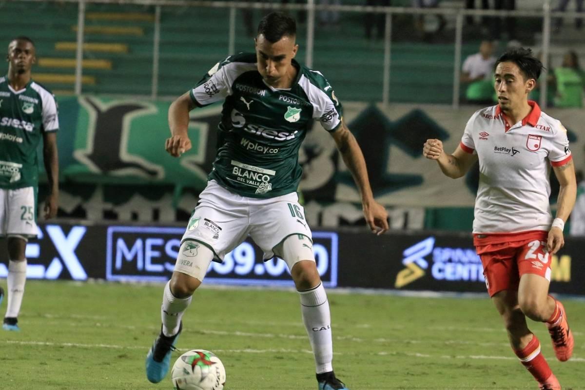 EN VIVO Deportivo Cali VS Independiente Santa Fe GRATIS ONLINE AHORA STREAMING Liga Águila (Hoy 13 de noviembre) WIN Sports - Publimetro Colombia
