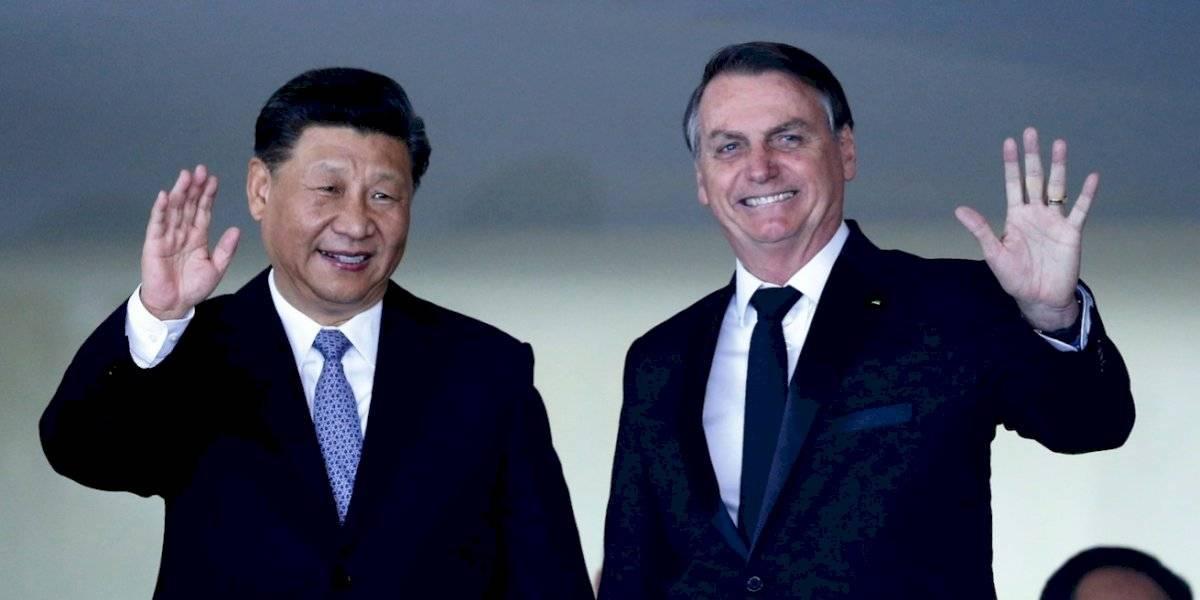 """De """"depredador"""" a principal socio: la importancia de China para Bolsonaro en los Brics de Brasil 2019"""