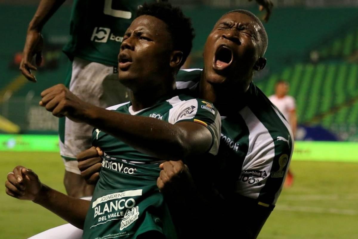 Video de los goles de Deportivo Cali VS Independiente Santa Fe (Hoy 13 de noviembre) Fecha 2 Grupo B cuadrangulares Liga Águila 2-2019 - Publimetro Colombia