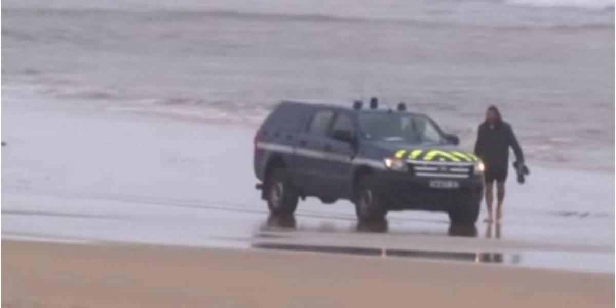 Angustia total: más de una tonelada de cocaína ha aparecido en playas francesas