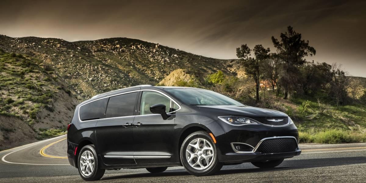 Chrysler Pacifica 2020, disponible en dos versiones y con capacidad de hasta 8 pasajeros