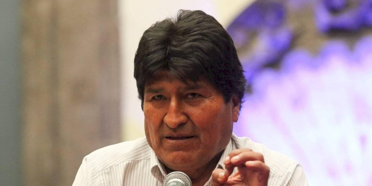 Filtran supuesto audio de Evo Morales en que pide bloquear caminos