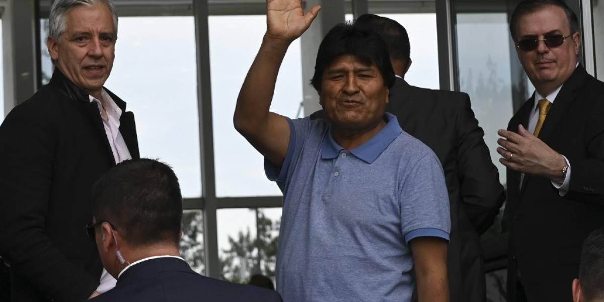 """Morales acusa a la OEA de sumarse a """"golpe de Estado"""" en Bolivia"""