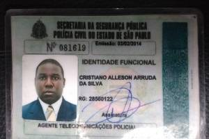 Falso policial civil é preso