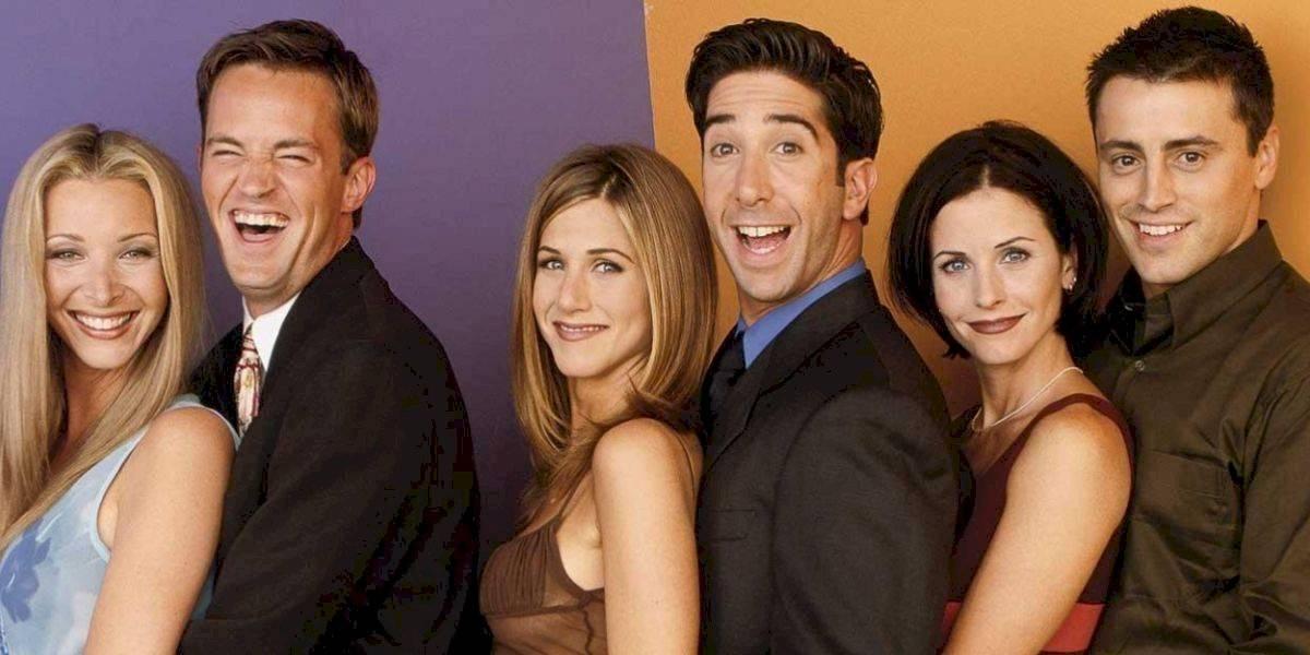 Elenco original de Friends se preparía para una nueva producción