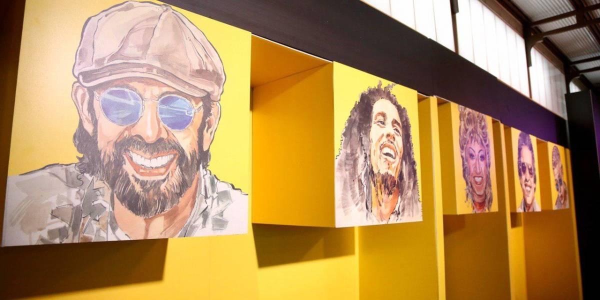 Todo listo para el inicio del primer Museo Pop Caribeño