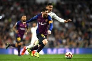 OFICIAL: Ya hay horario para el Barcelona vs. Real Madrid