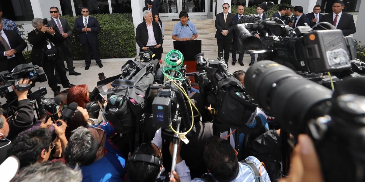 Evo Morales se incorpora al Grupo de Puebla