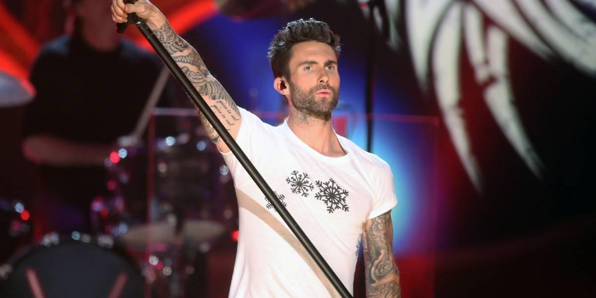 Maroon 5 fará quatro shows no Brasil em 2020