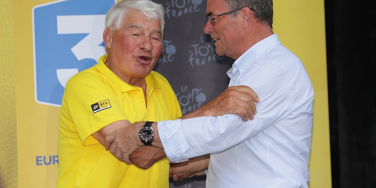 Muere leyenda del ciclismo, que nunca vistió el maillot amarillo