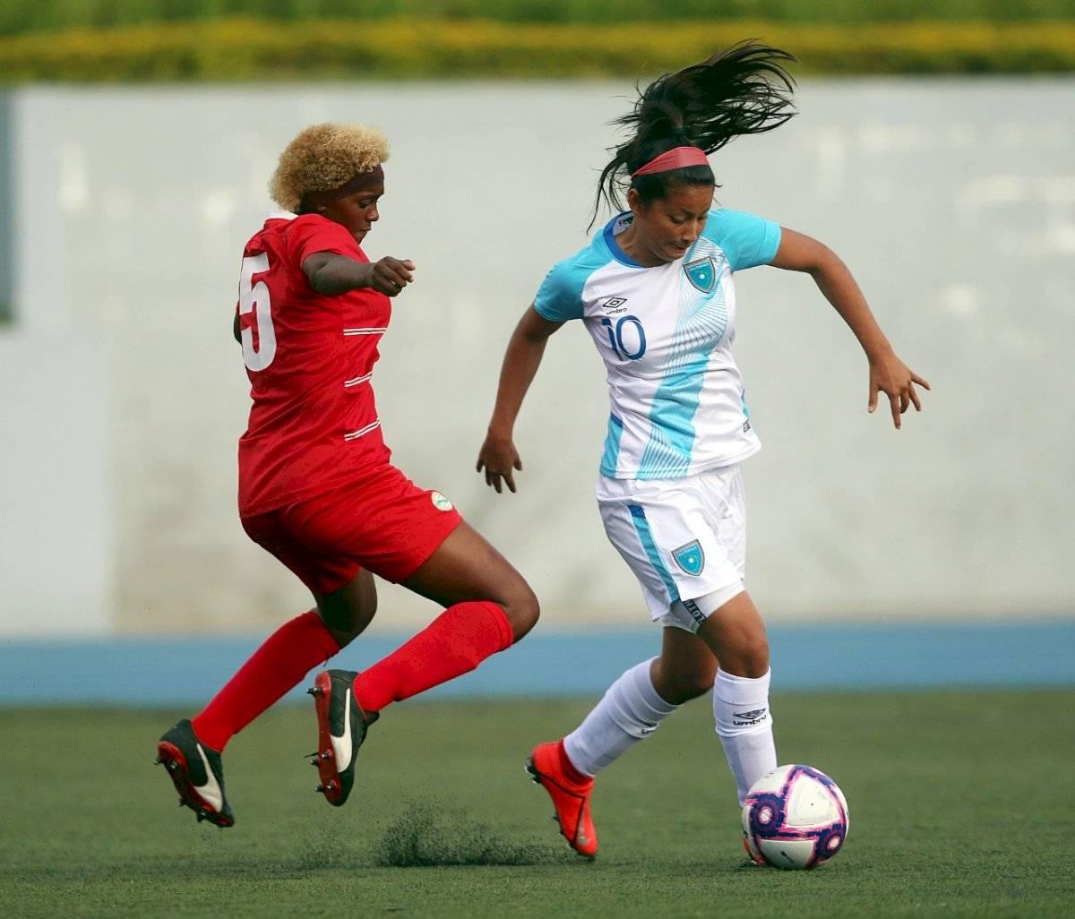 Guatemala vs Cuba, Torneo Uncaf FIFA Forward Sub20 Femenino