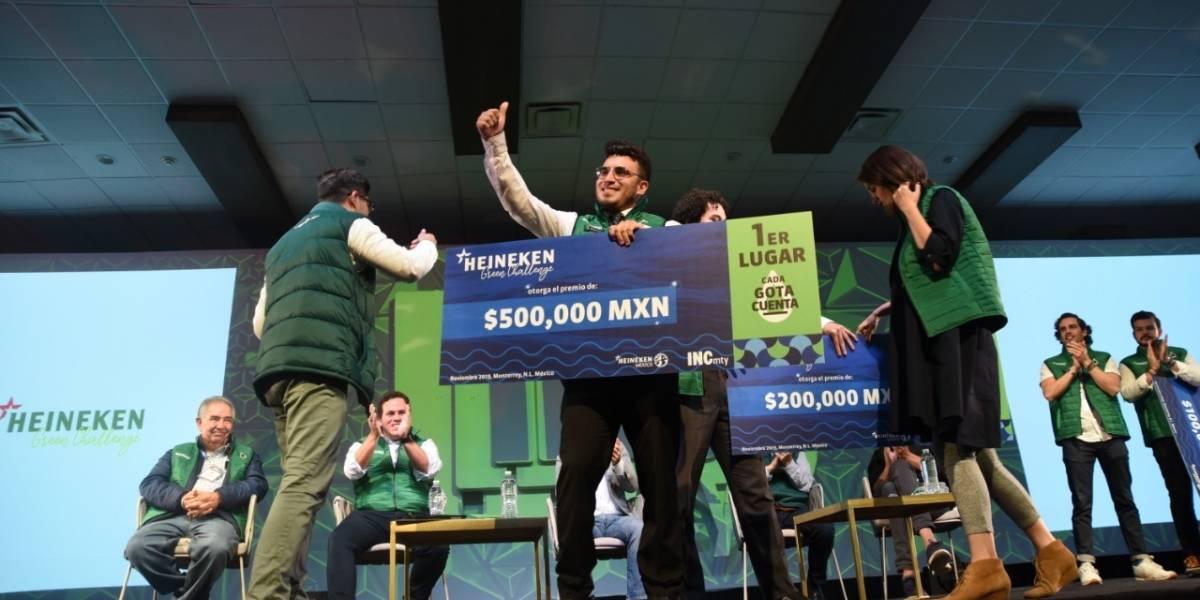 Conoce a los ganadores del Heineken Green Challenge 2019