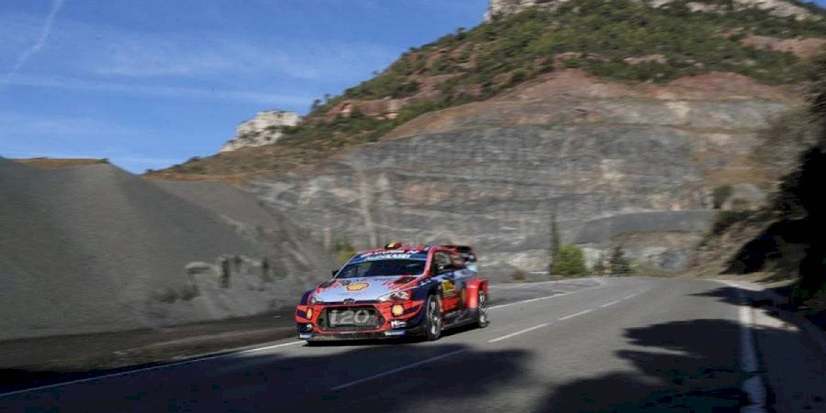 Hyundai Motorsport celebra su primer título mundial de rally