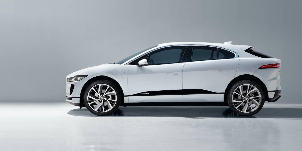 Jaguar I-Pace se lleva el premio del volante de oro por ser el mejor SUV