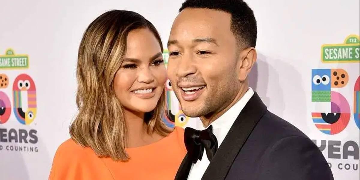 John Legend é eleito o homem mais sexy do mundo pela revista 'People'