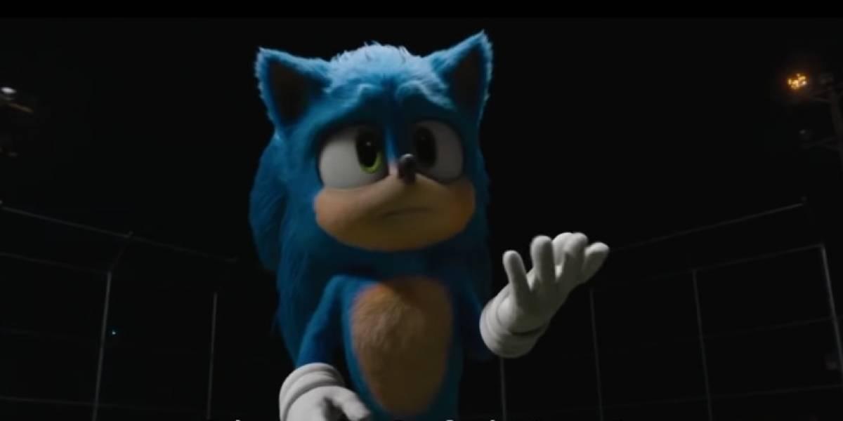 Lanzan el tráiler de 'Sonic: The Movie' después de modificaciones