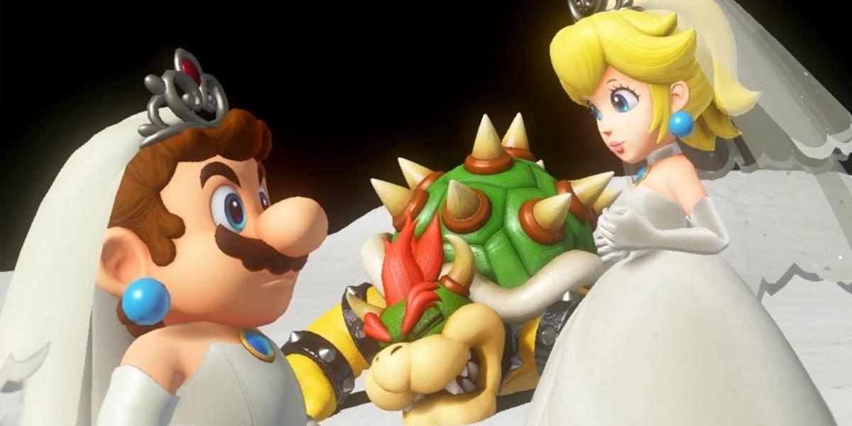 Sujeto pide matrimonio a su novia con un nivel de Super Mario Maker 2 y se hace viral