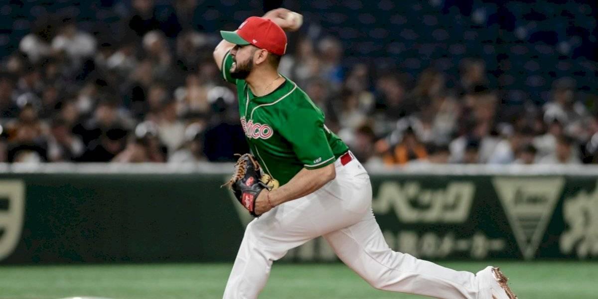 México pierde invicto ante Japón en preolímpico de beisbol