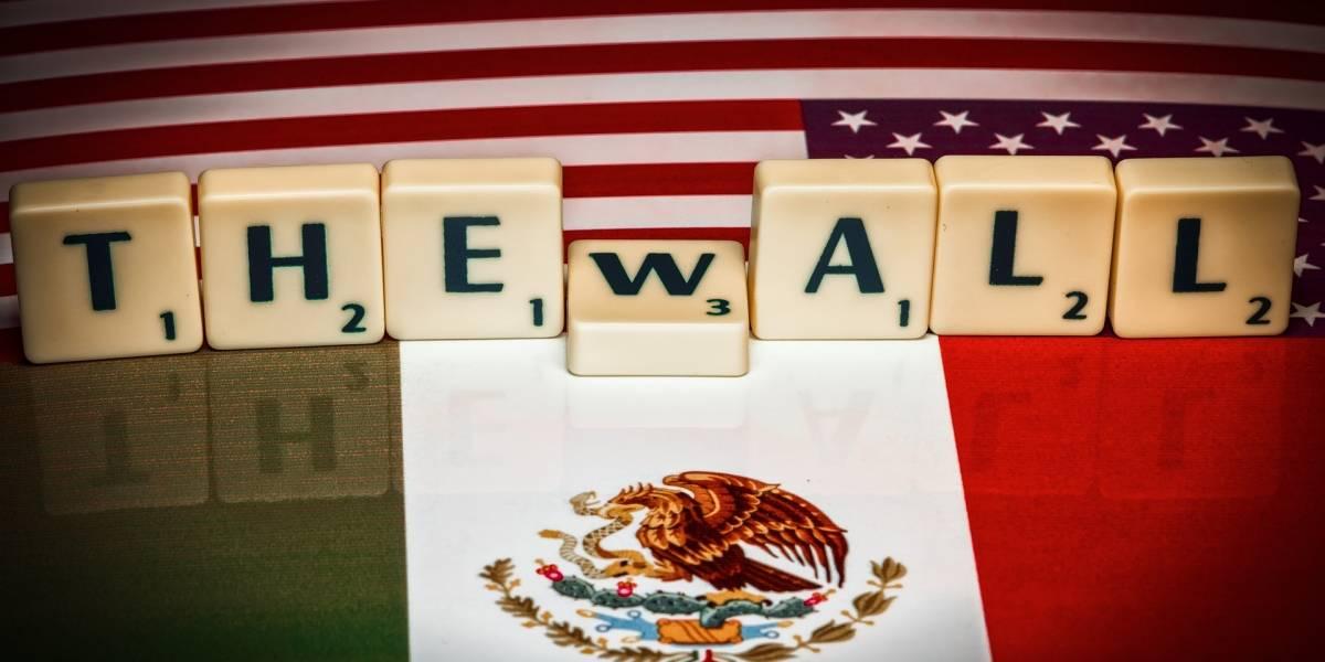 La Casa Blanca quiere transmitir en vivo la construcción de muro con México