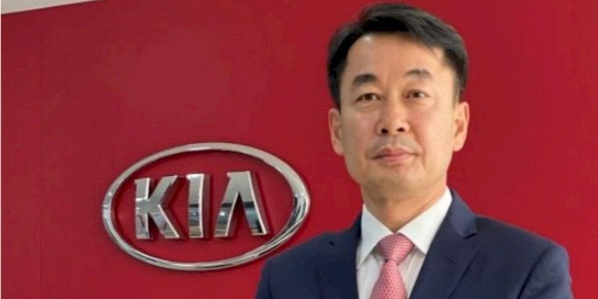 Mr. Yangseop Gihl, nuevo Vicepresidente de KIA Motors México