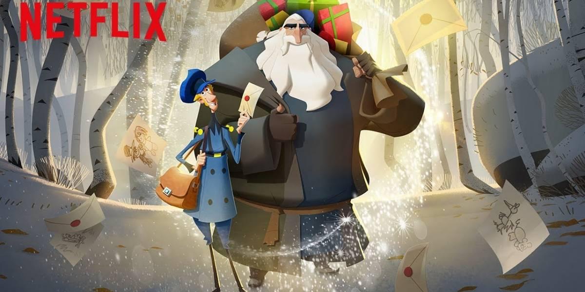 'Klaus': Animação da Netflix ganha experiência em shopping de São Paulo