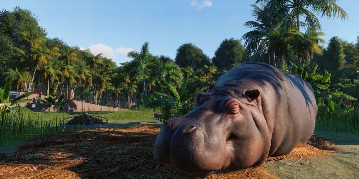 Videojuego Planet Zoo permite que construyas un zoológico personalizado