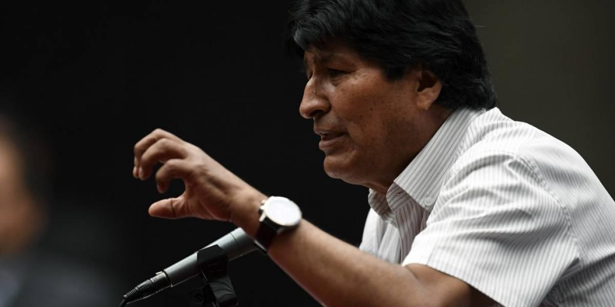 Evo Morales dice estar dispuesto a regresar a Bolivia