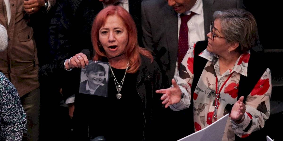 Pese a acusaciones de fraude, AMLO dice estar satisfecho por Rosario Piedra
