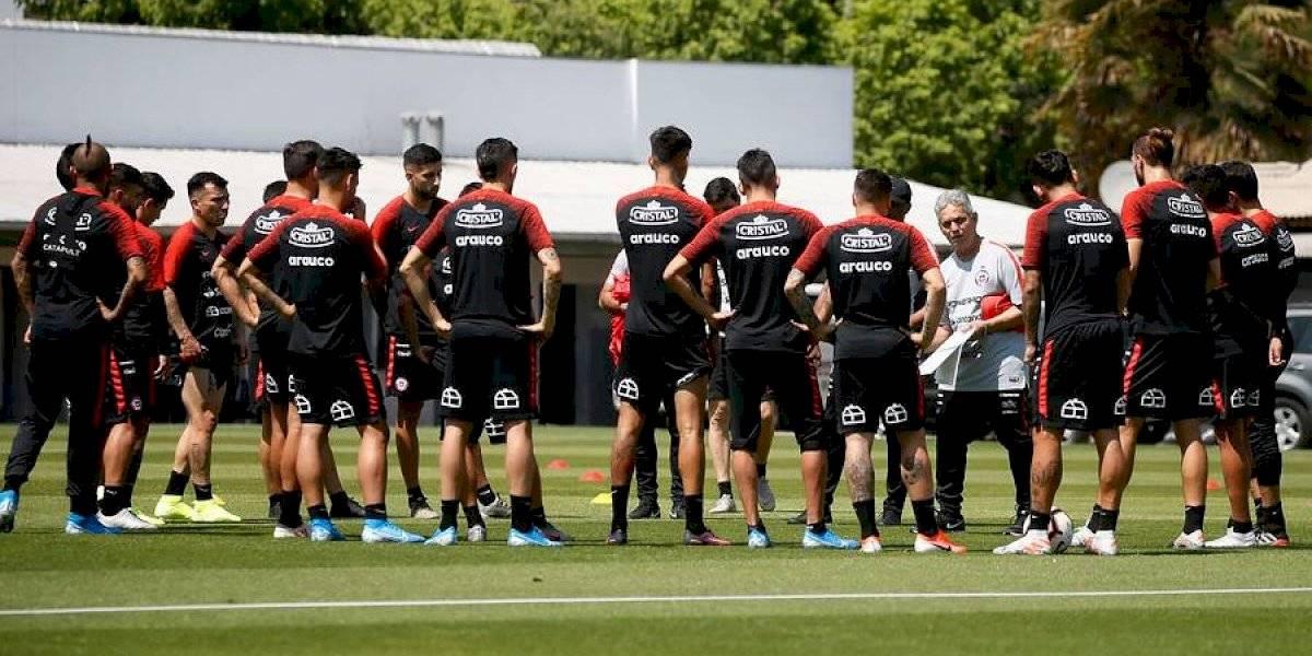 Los jugadores de la Roja obligaron a la ANFP a suspender el amistoso con Perú