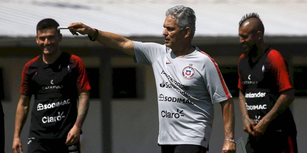 """Reinaldo Rueda: """"Si yo vengo a trabajar en fútbol y no hay fútbol, me tengo que ir"""""""