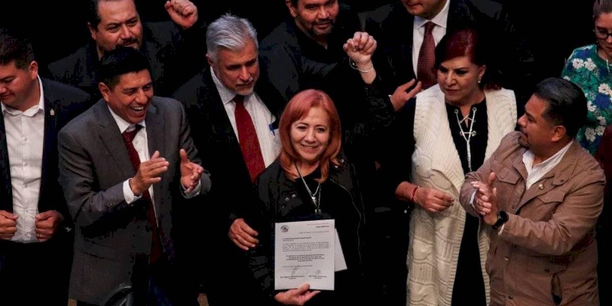 Senadores analizan impugnar nombramiento de Rosario Piedra