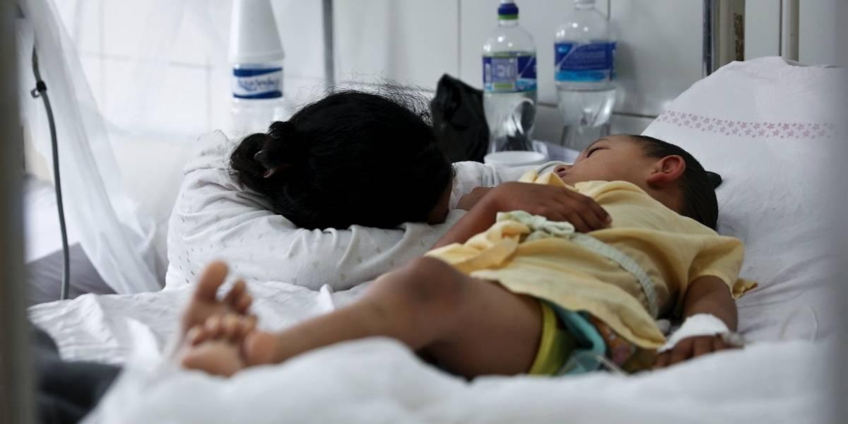 Cinco menores de edad en intensivo por COVID en la Isla