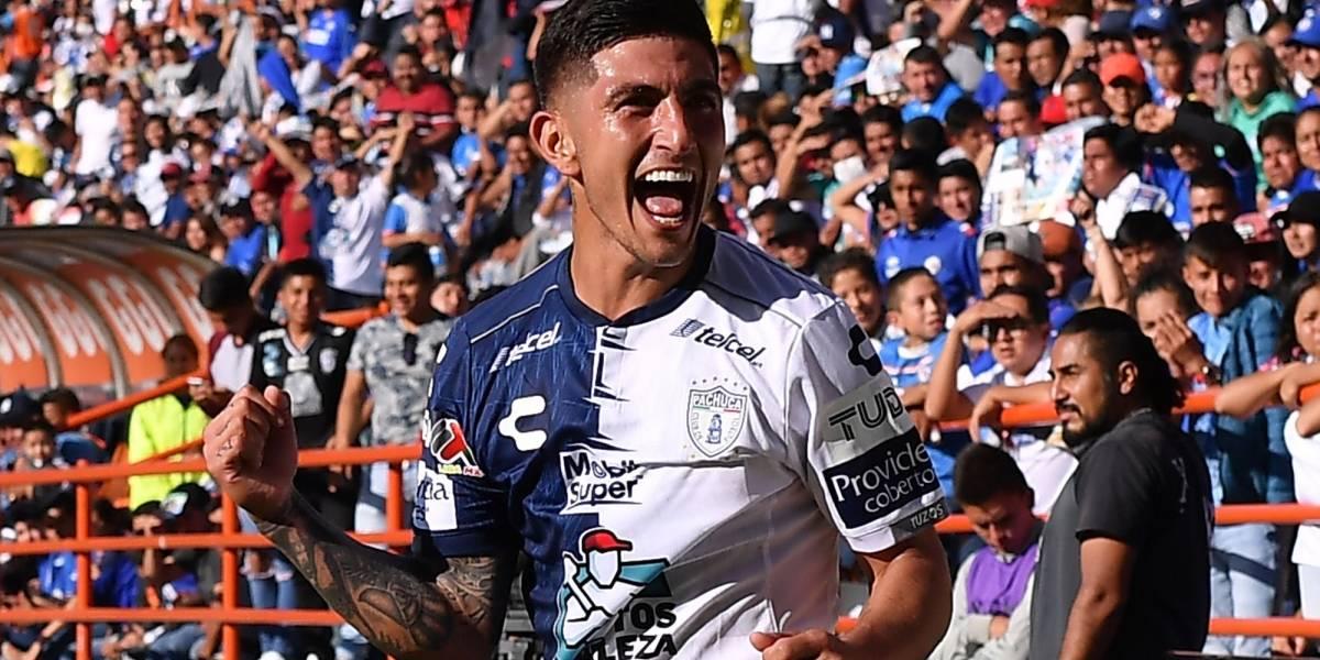 Víctor Guzmán vislumbra su salida de Pachuca para emigrar ¿a Chivas?