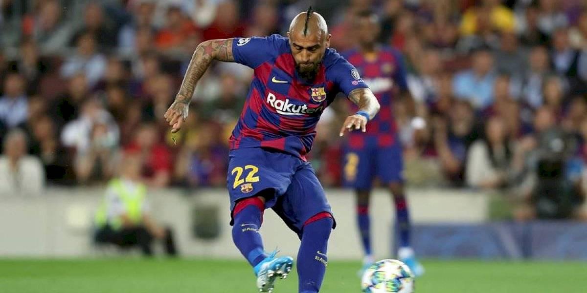 Arturo Vidal no se va a ningún lado y se queda en Barcelona hasta fin de temporada