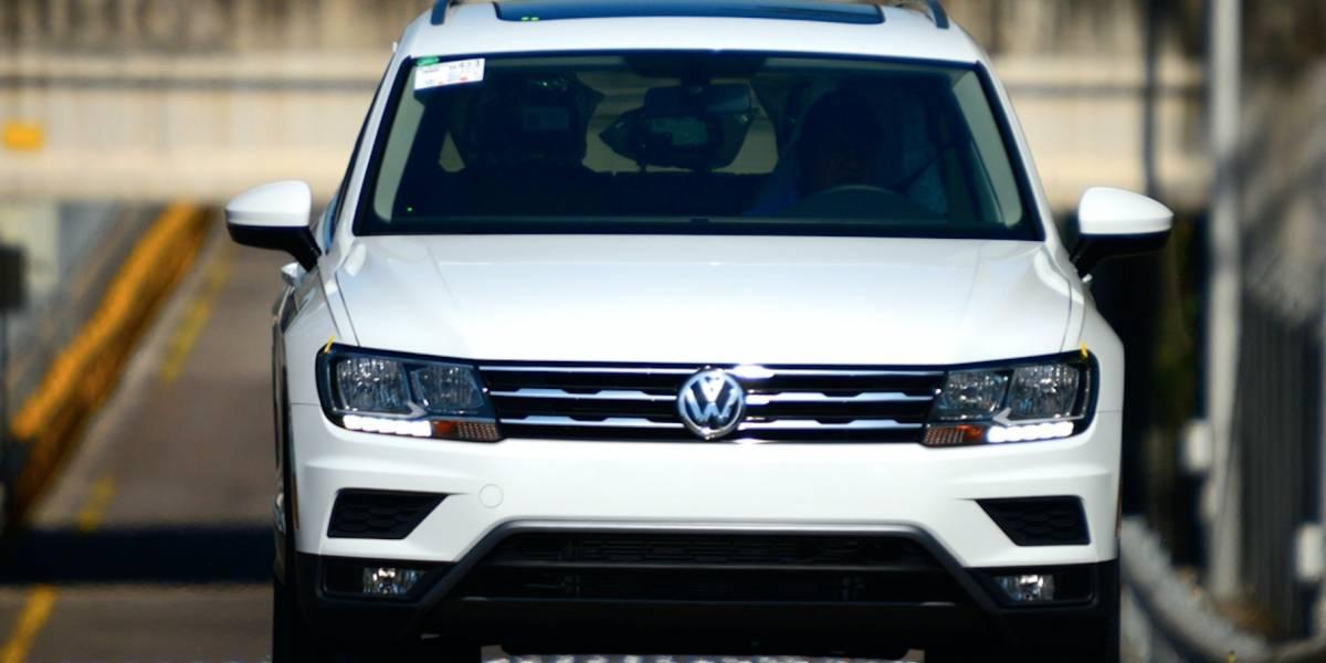 Volkswagen Tiguan, el modelo que más se produce en México