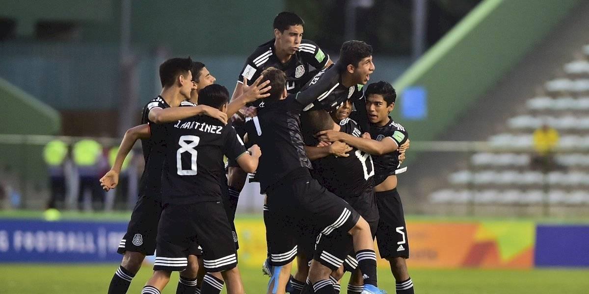 México vence a Holanda en penaltis y avanza a la final del Mundial Sub 17