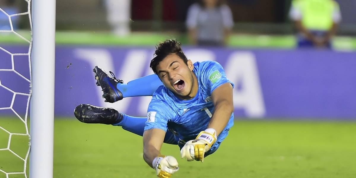 ¿Quién es Eduardo García? El portero estrella del Mundial Sub 17