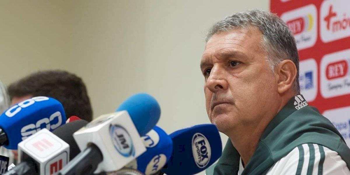 Gerardo Martino aclara porqué no fueron llamados 'Chicharito' y Miguel Layún