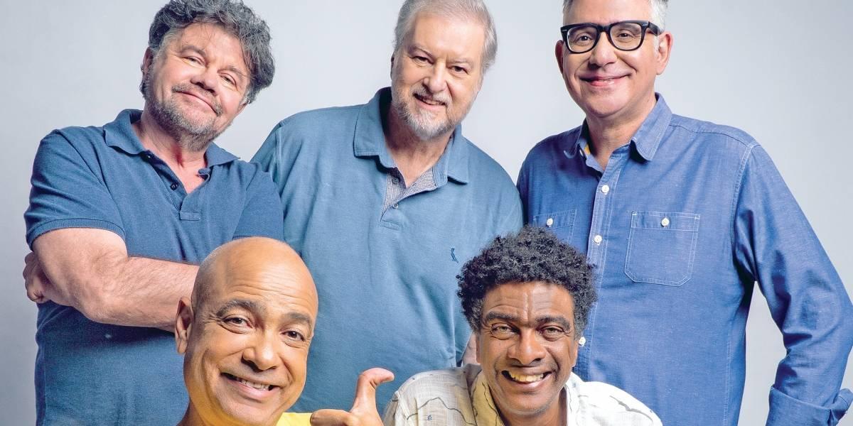 Casseta & Planeta leva suas piadas para teatro em São Paulo