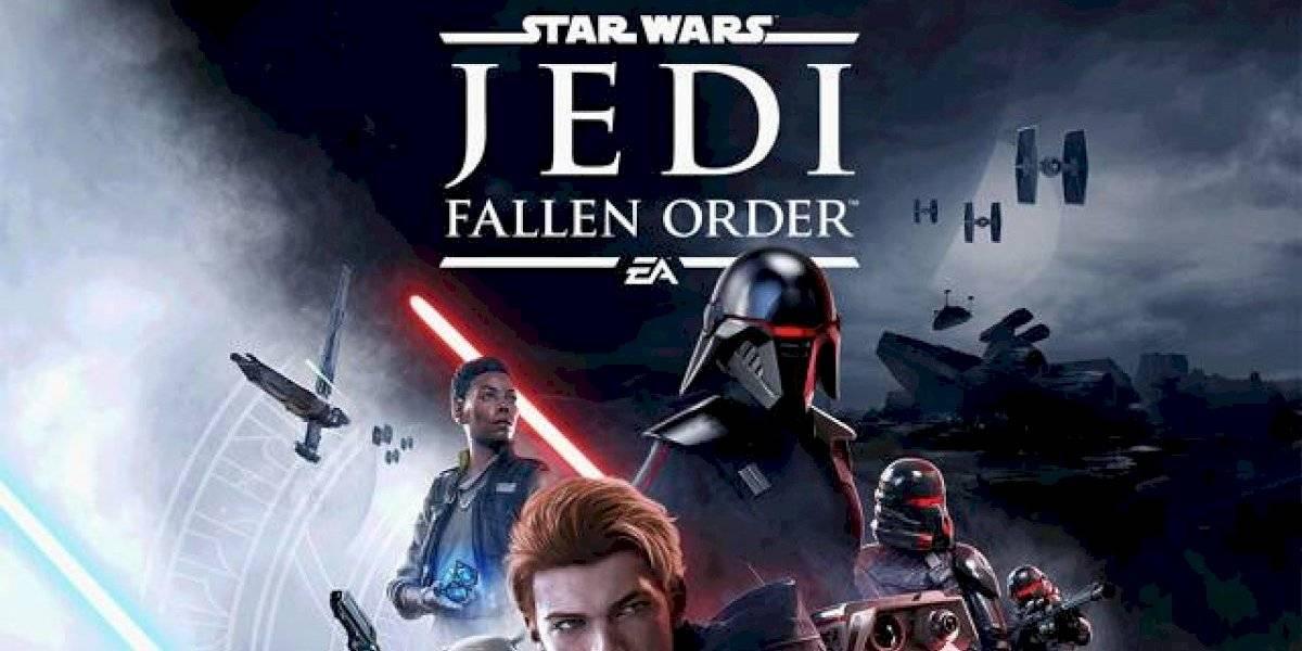 Star Wars Jedi: Fallen Order chega nesta sexta-feira ao PS4