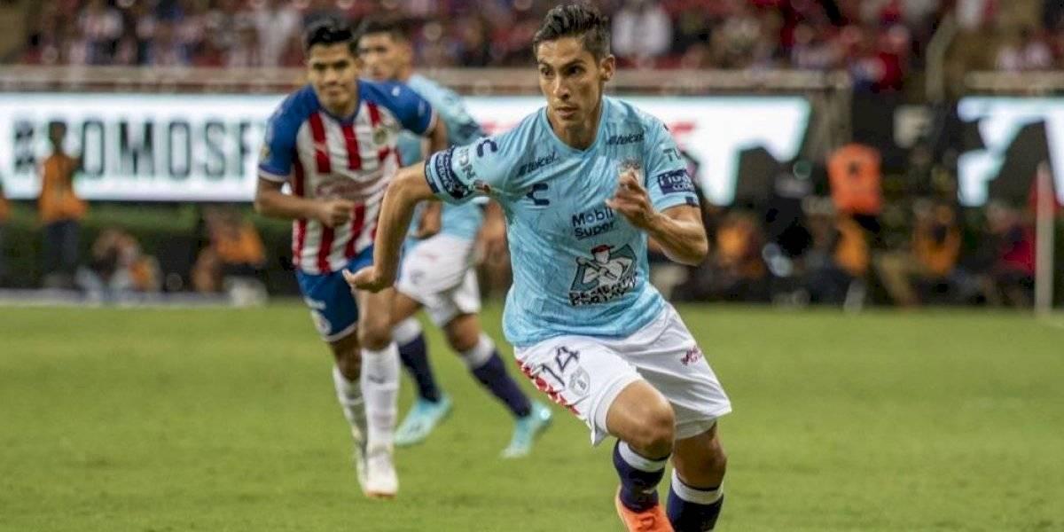 Erick Aguirre también llegaría a Chivas como refuerzo